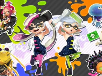 Super Smash Bros Ultimate – Splatoon 2 Spirit Event announced