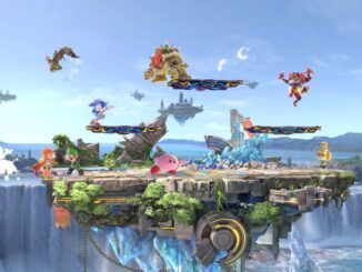 Super Smash Bros. Ultimate – Stage Select Music Glitch Crash