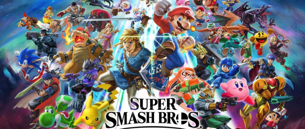 Super Smash Bros Ultimate – Vault Shopper Set 2 voor Nintendo Switch Online leden