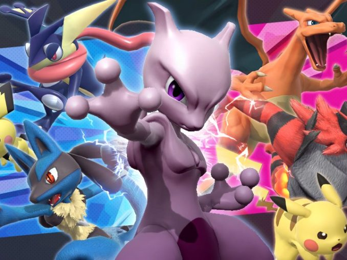 Nieuws - Super Smash Bros Ultimate's Pokemon tournament begint 15 November
