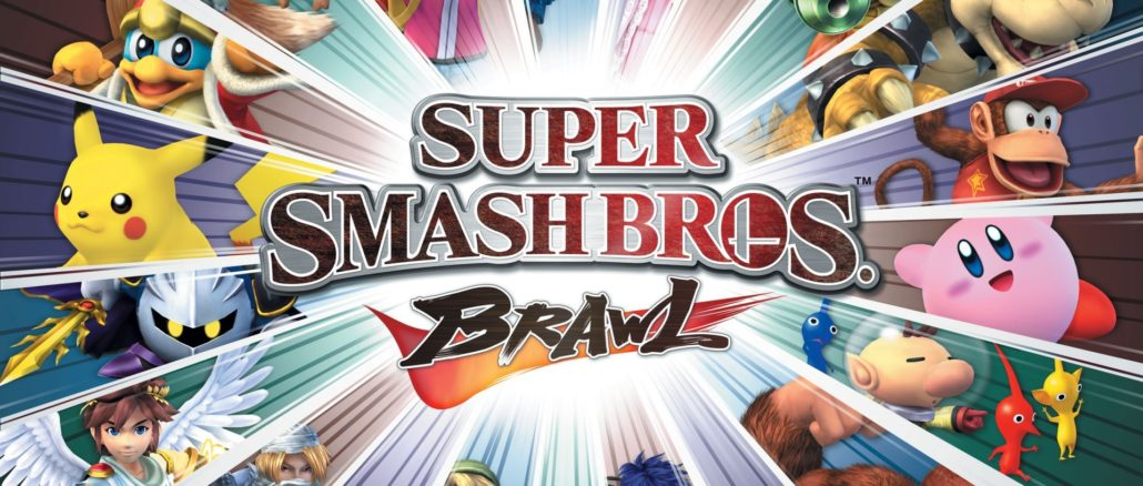 Super Smash Bros. Brawl modded to support 242 characters