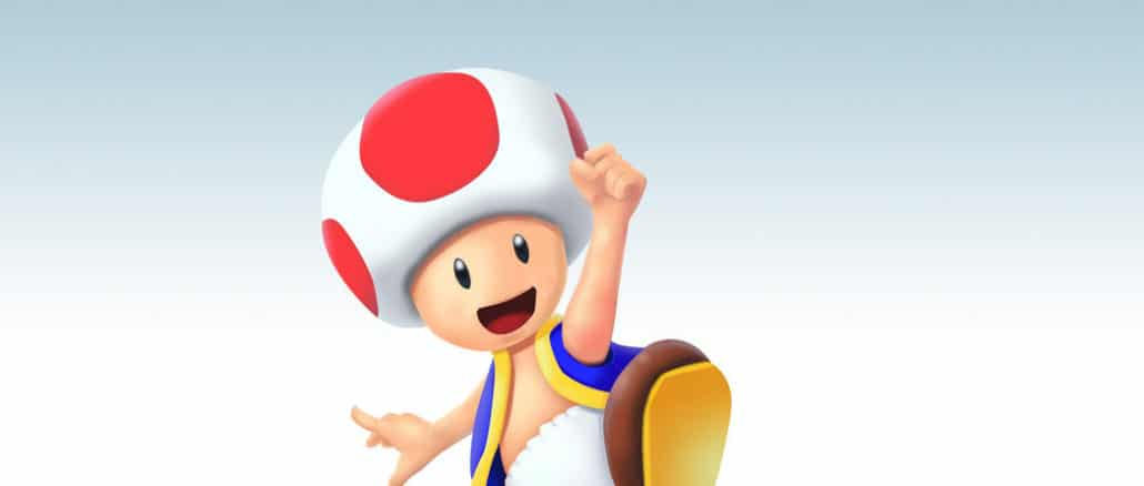 Super Smash Bros. Brawl – Toad mod