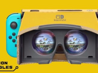 Super Smash Bros. UItimate Nintendo Labo VR trailer