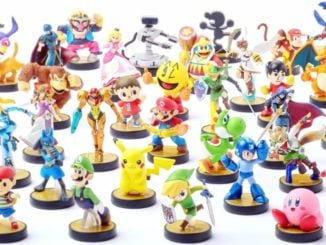 Super Smash Bros. Ultimate – Amiibo unlocken vechters niet