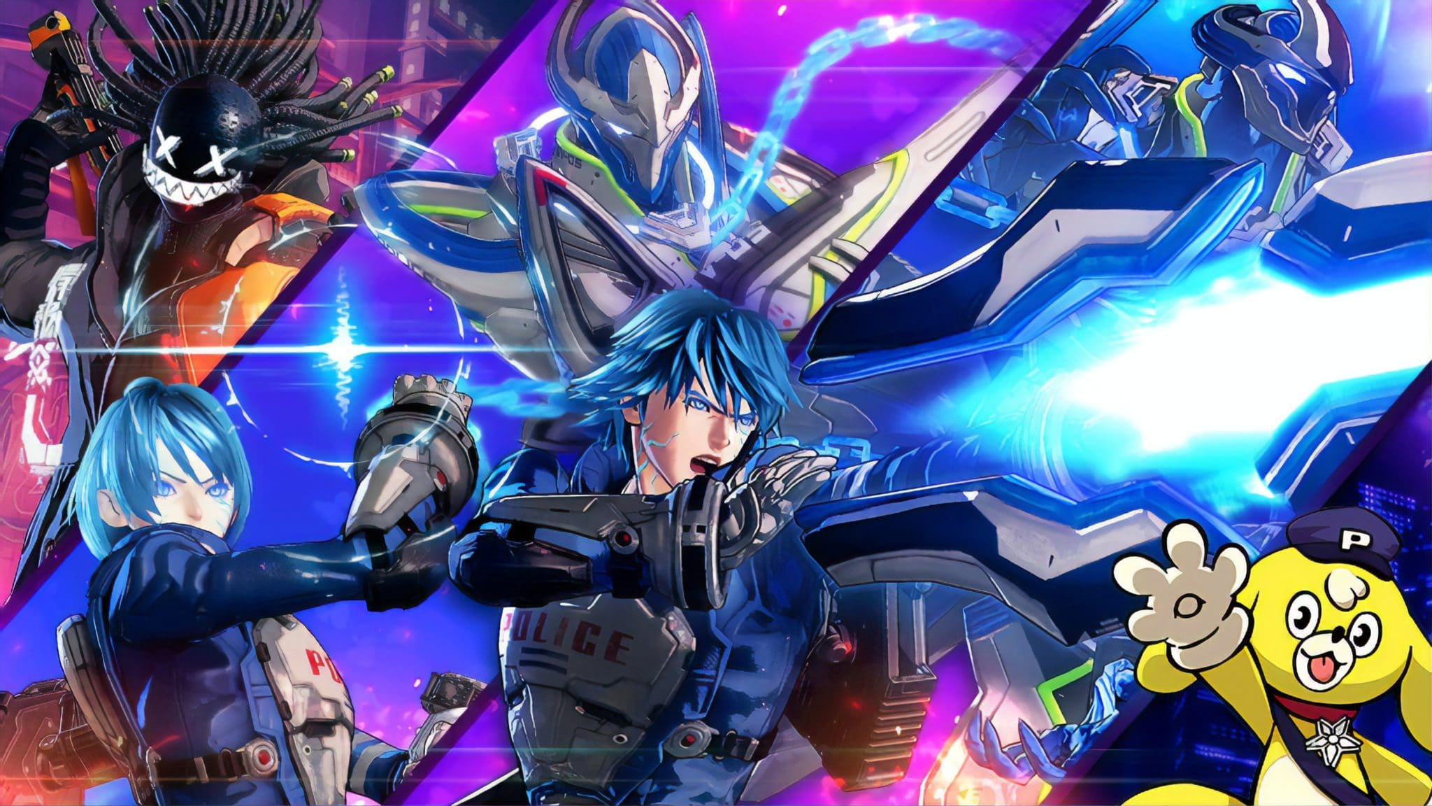 Super Smash Bros. Ultimate – Astral Chain Spirit Evenement