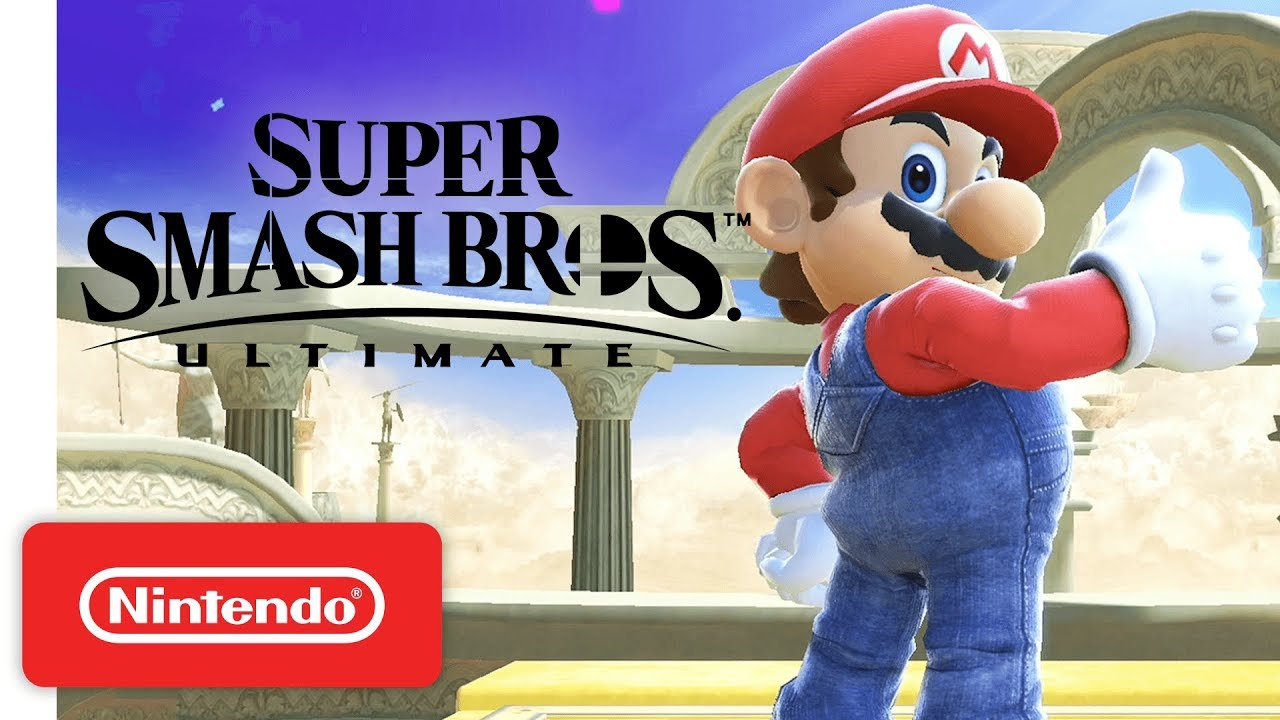 Super Smash Bros. Ultimate – Beschikbaar Trailer