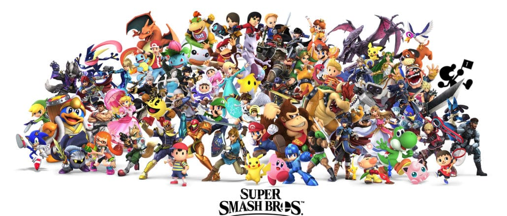 Super Smash Bros. Ultimate Influencers