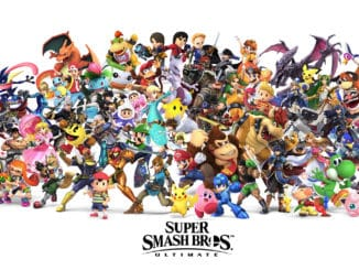 Nieuws - Super Smash Bros. Ultimate Influencers