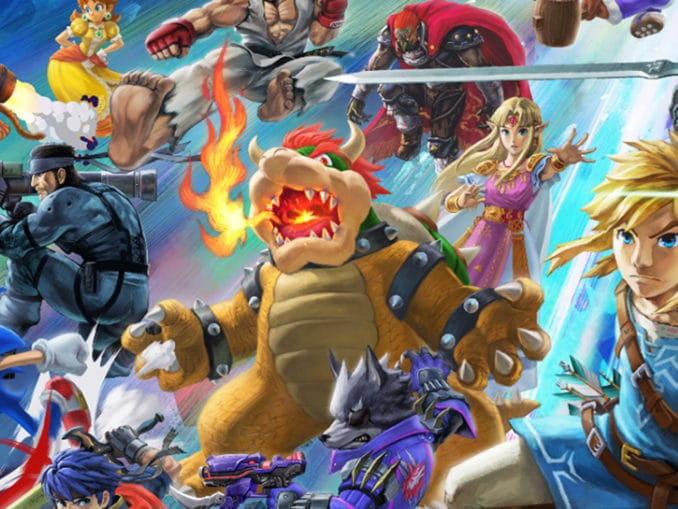Nieuws - Super Smash Bros. Ultimate terug als best verkopende video game bij Amazon US