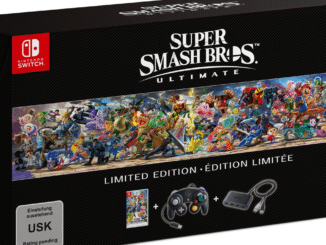 Nieuws - Super Smash Bros. Ultimate Limited Edition