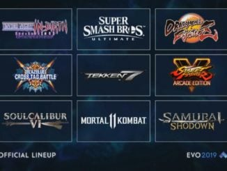 Nieuws - Super Smash Bros. Ultimate – Enigste Smash at EVO 2019