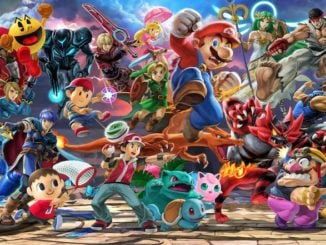 Super Smash Bros. Ultimate version 1.1.0 out already