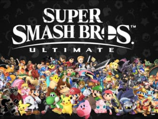 Super Smash Bros. Ultimate – Versie 3.1.0 deze week