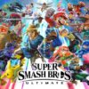 Super Smash Bros. Ultimate's - Original File Size - 60GB