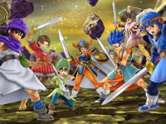 Super Smash Ultimate Dragon Quest Hero DLC Presentatie