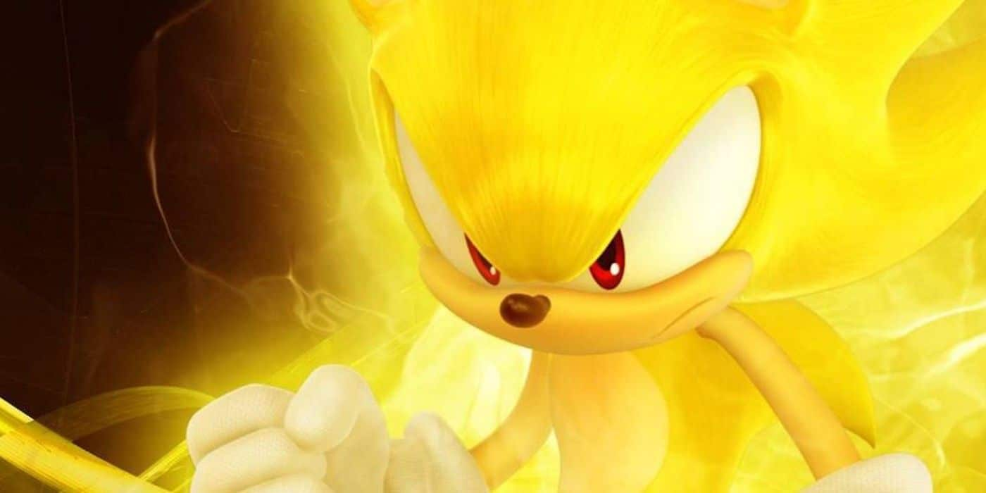 Super Sonic was planned for Sonic Movie, but made no sense yet