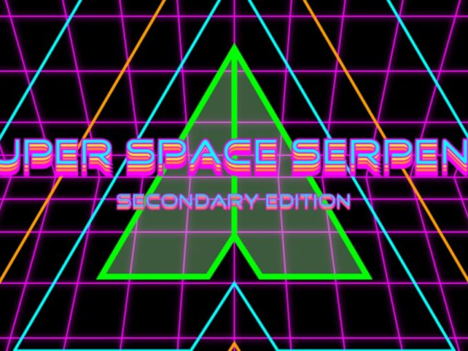 Release - Super Space Serpent Secondary Edition