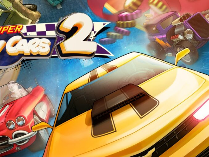 Release - Super Toy Cars 2