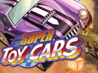 Release - Super Toy Cars