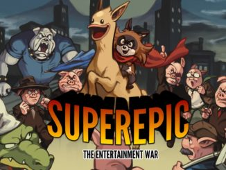Release - SuperEpic: The Entertainment War