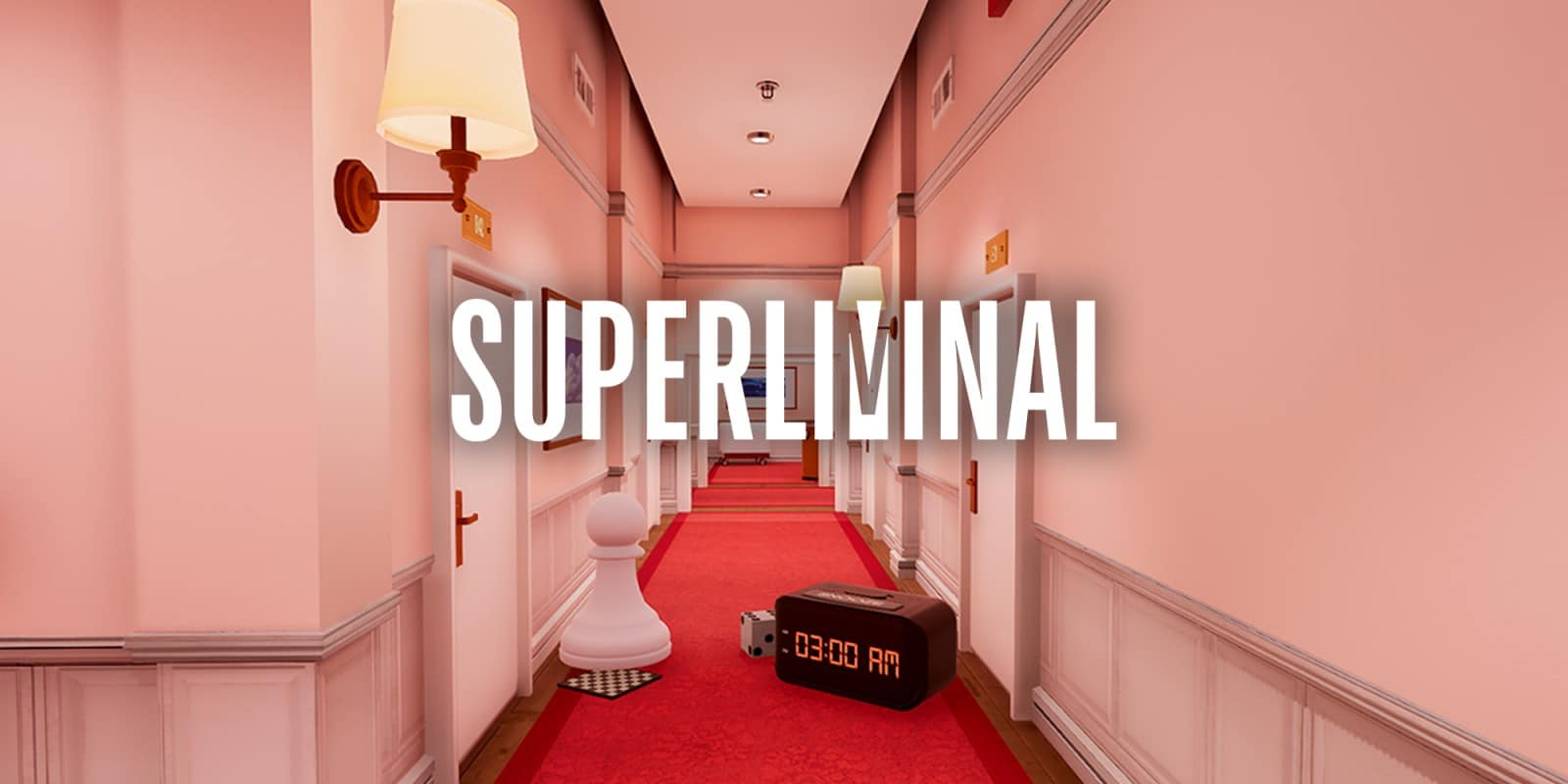 Superliminal launches July 7th