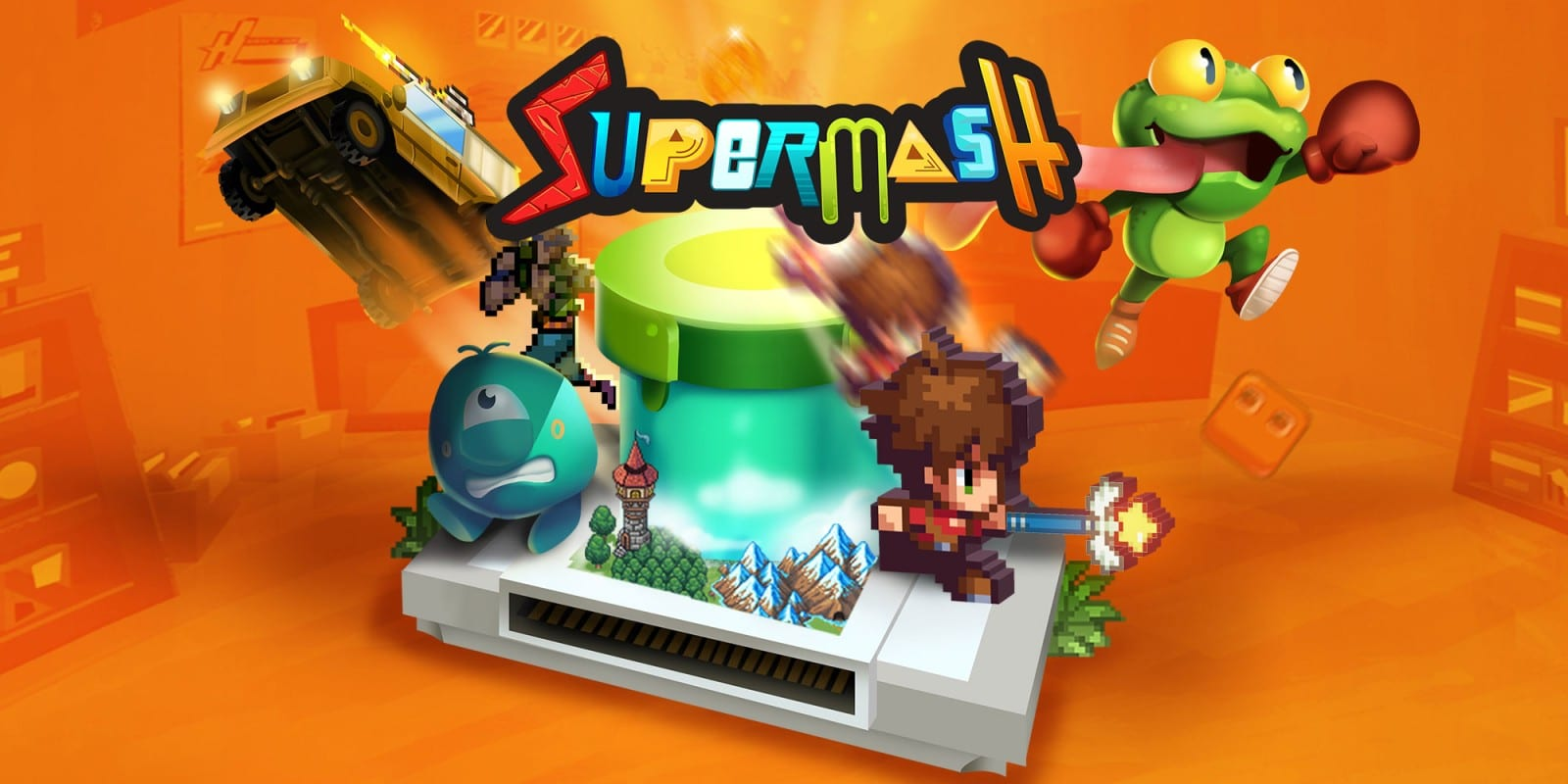 SuperMash Launches May 8th
