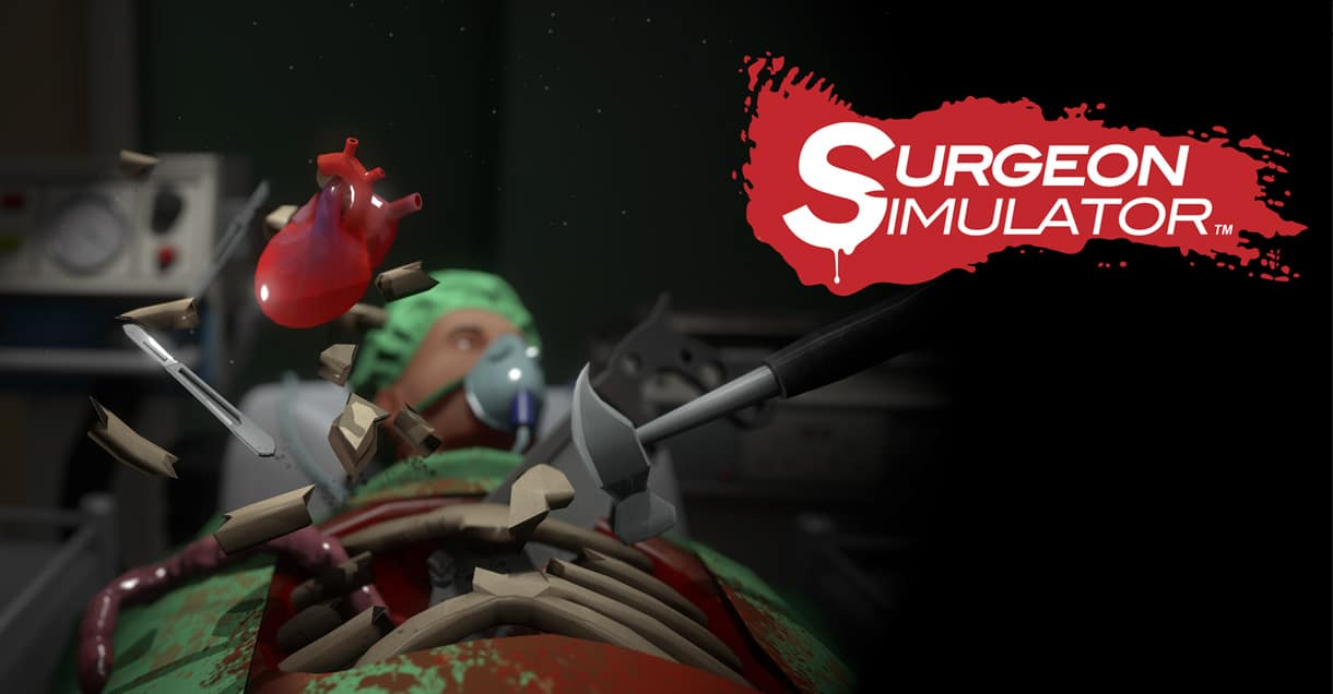Surgeon Simulator is mogelijke geteased