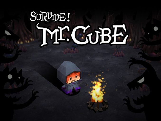Release - Survive! MR.CUBE
