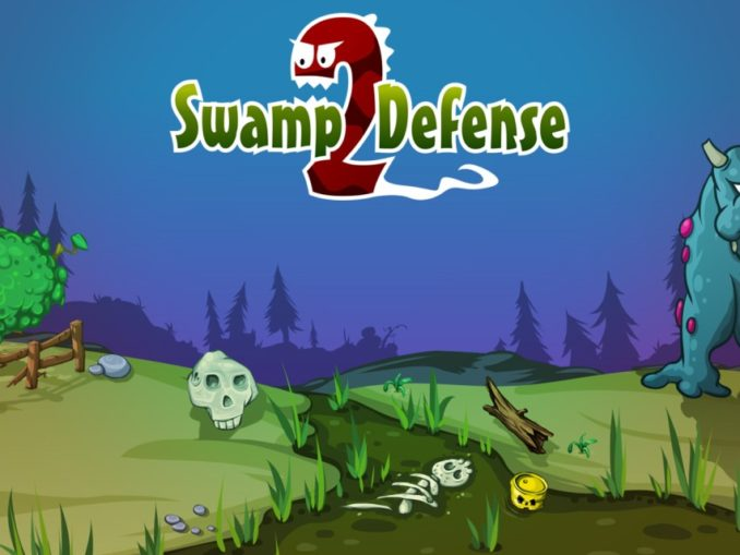 Release - Swamp Defense 2