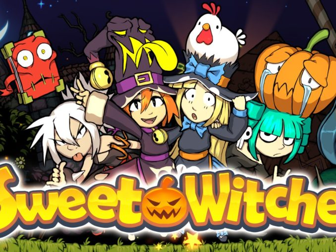 Release - Sweet Witches