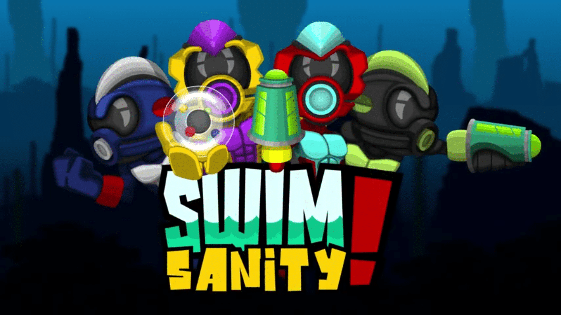 Swimsanity! announced, launches Summer 2019