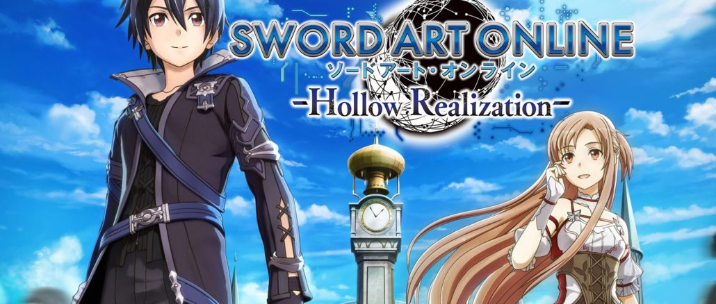 Sword Art Online: Hollow Realization en Fatal Bullet komen in Lente / Zomer 2019