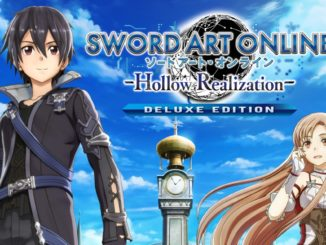 Release - SWORD ART ONLINE: Hollow Realization Deluxe Edition