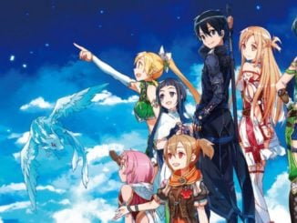 Sword Art Online: Hollow Realization footage