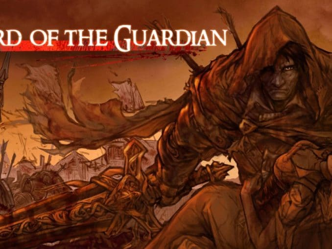Release - Sword of the Guardian