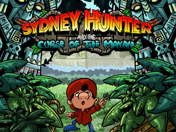 Release - Sydney Hunter and the Curse of the Mayan