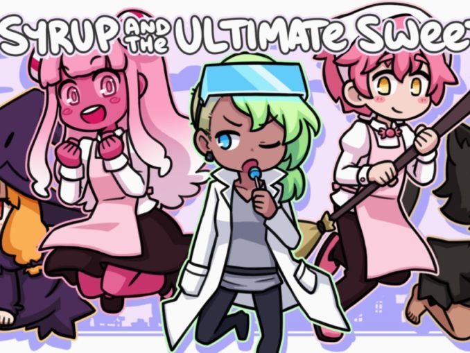 Release - Syrup and The Ultimate Sweet