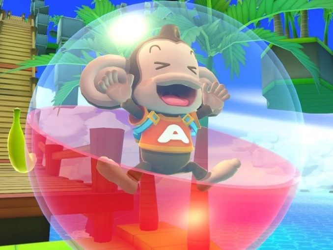 Tabegoro! Super Monkey Ball officieel onthuld