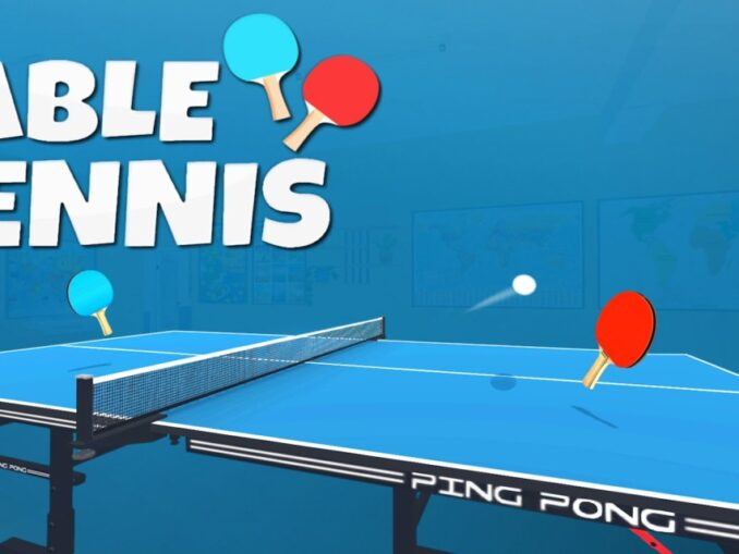 Release - Table Tennis