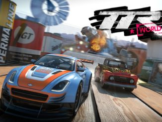 Release - Table Top Racing: World Tour – Nitro-editie