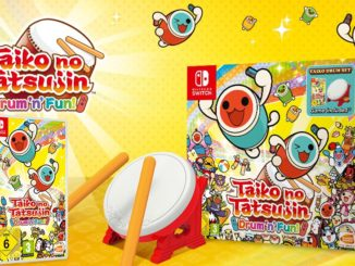 Nieuws - Taiko No Tatsujin: Drum 'n Fun – Challenge Pack Vol. 3 DLC