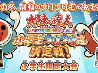 Taiko No Tatsujin: Drum 'n Fun Elementary School Tournament announced