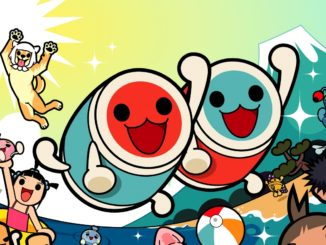 Nieuws - Taiko no Tatsujin: Drum 'n' Fun! gameplay