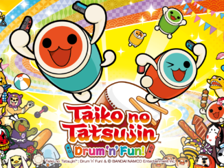 Taiko No Tatsujin: Drum 'n' Fun gameplay trailer