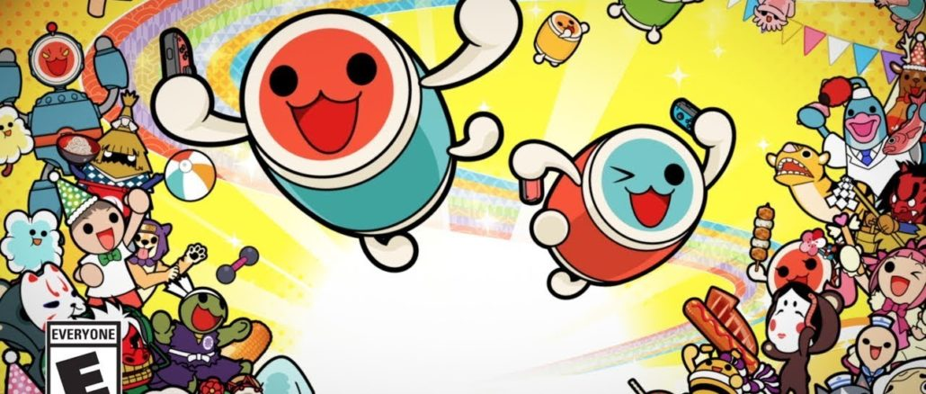 Taiko No Tatsujin: Drum 'n Fun – Real Time Online Matches