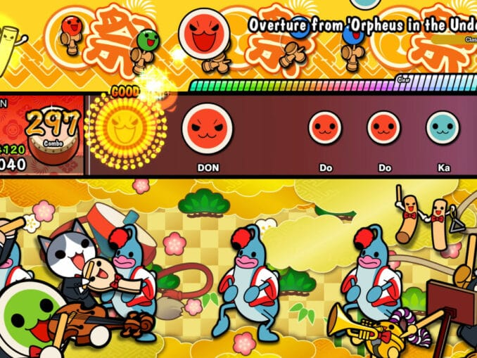News - Taiko No Tatsujin: Drum 'n Fun – Two New DLC Packs In Japan