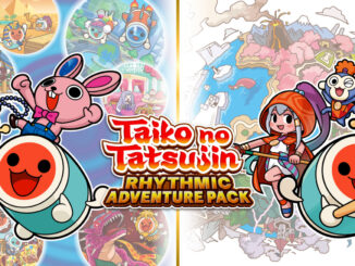 Taiko no Tatsujin: Rhythmic Adventure Pack coming Winter 2020