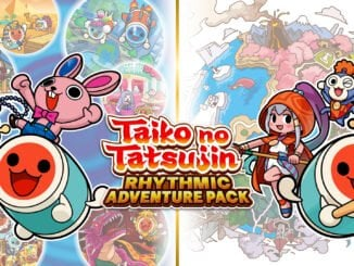 Taiko No Tatsujin: Rhythmic Adventure Pack – English Physical Edition Pre-Order
