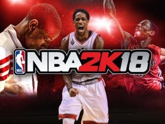 News - Take-Two  blij over NBA 2K18 verkopen