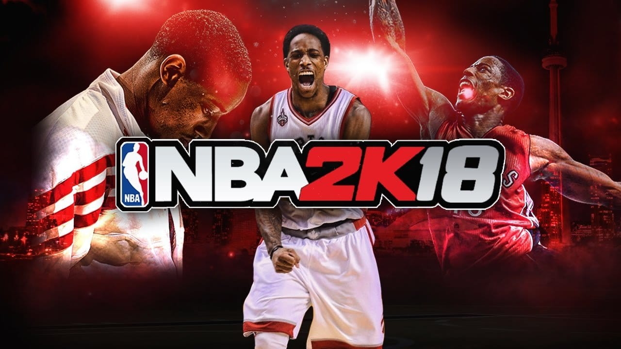 Take-Two  blij over NBA 2K18 verkopen